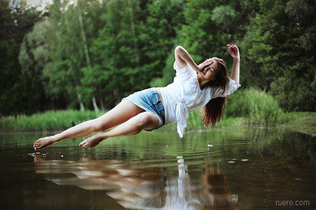 Сны над водой