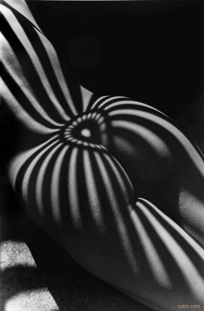 Lucien Clergue : подход мастера