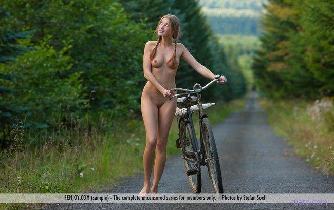 Liv : велосипедная прогулка