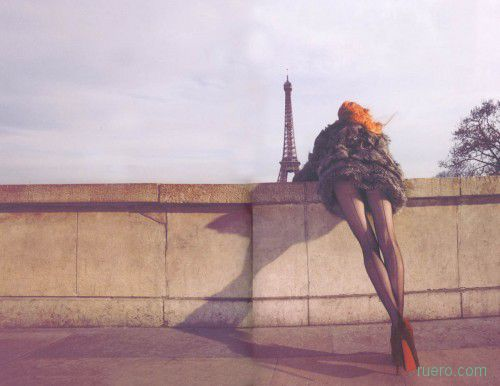 Не говори мне про Париж
