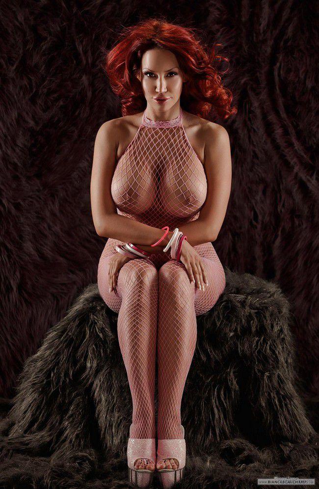 Bianca Beauchamp : на мягкой шерсти