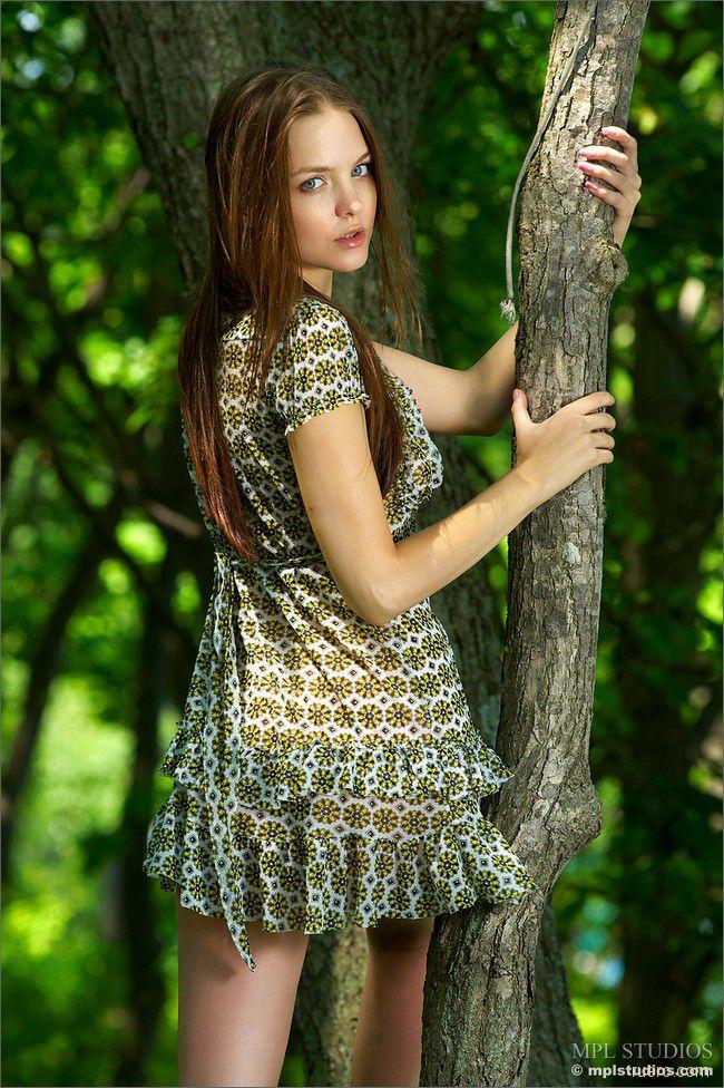 Amelie : в зеленой дубраве